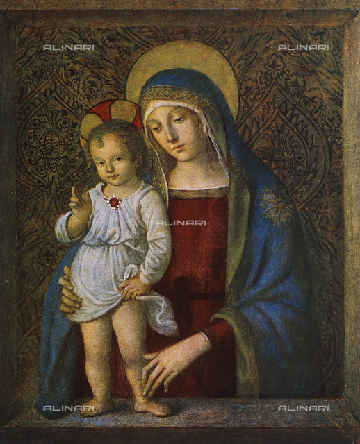 Madonna with Child, Vatican Picture Gallery, Vatican City