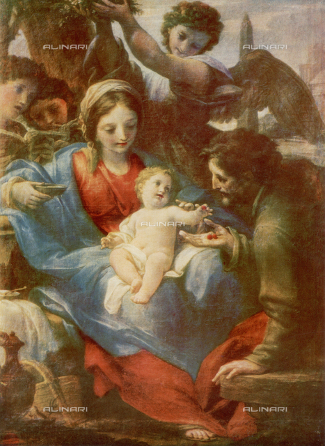 Sacred Family, Vatican Portrait Gallery, Vatican City