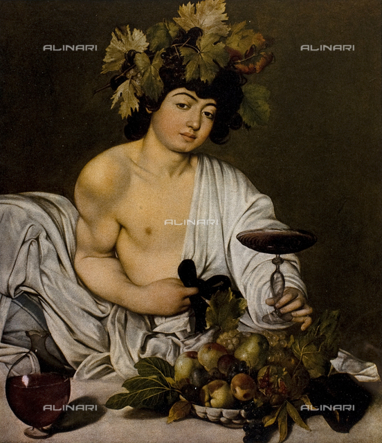 Bacchus, Uffizi Gallery, Florence