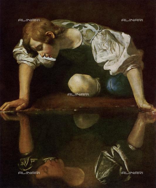 Narciso, Galleria Nazionale d'Arte Antica, Palazzo Barberini, Roma