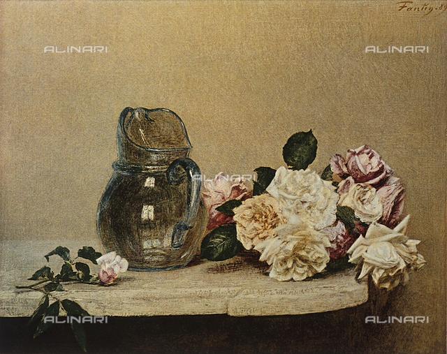 Roses, Musée des Beaux-Arts, Lyon