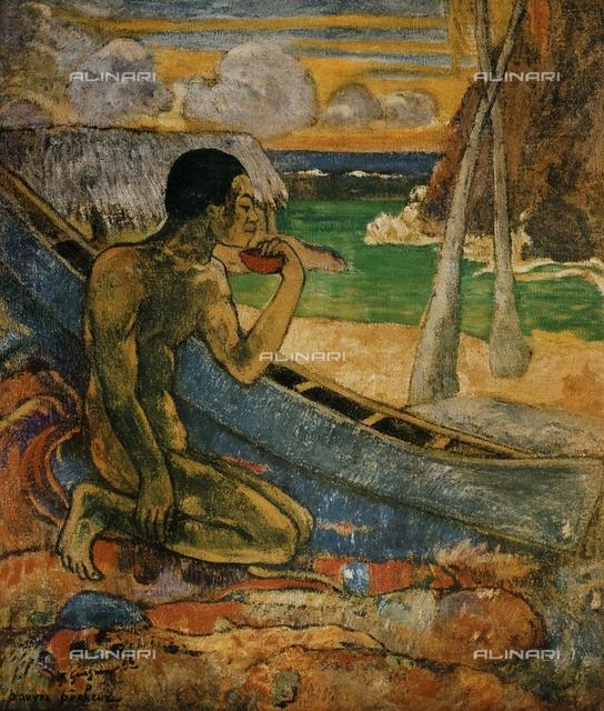 Poor fisherman, Art Museum, San Paolo, Brasil.