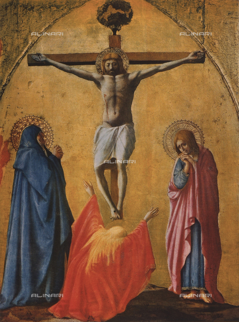 Crucifixion, National Gallery of Capodimonte, Naples