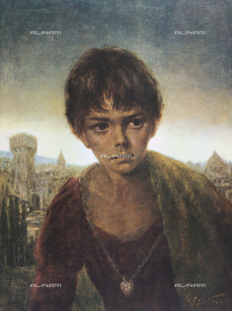 "Claudio, Joseph Wallace King known as ""Vinciata"", Private Collection"