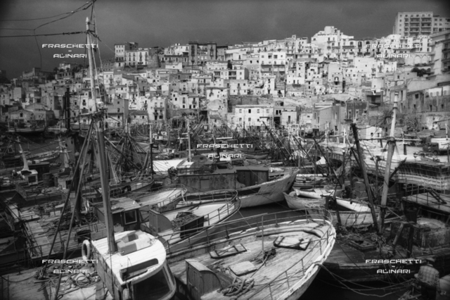The port of Sciacca, Agrigento