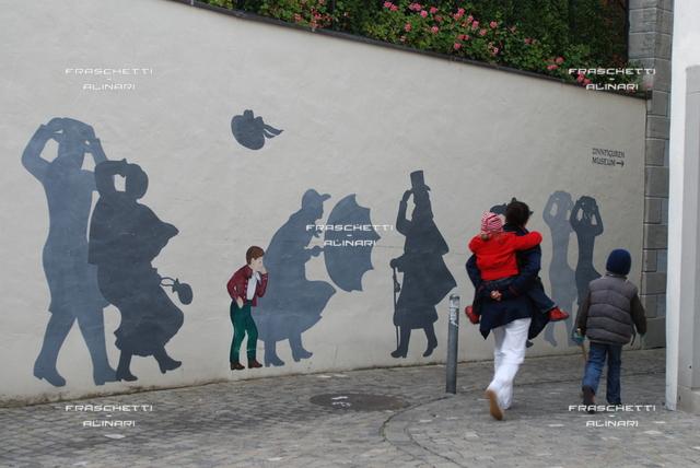 Zurigo Centrum Murales