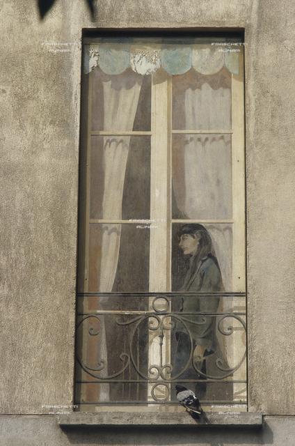 Parigi: Montmatre: Murales