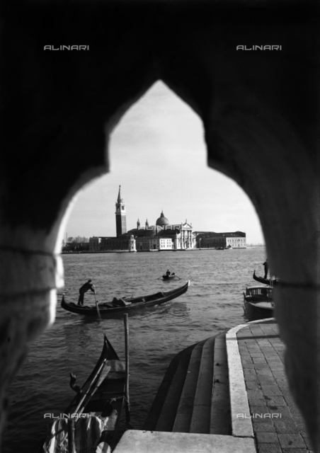 Bell-tower of the Church of San Giorgio Maggiore, Venice