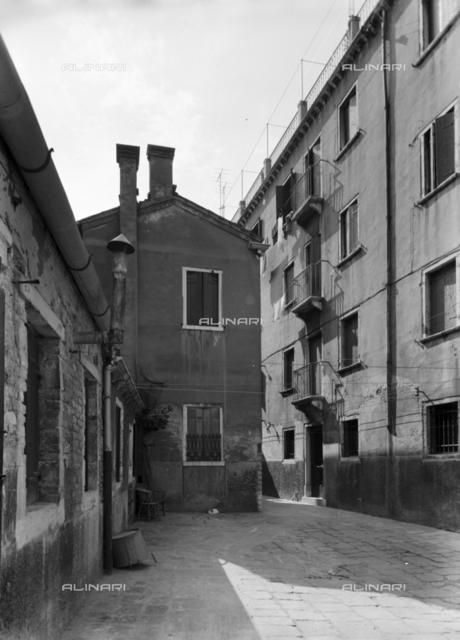 Calle Bosello, Venice