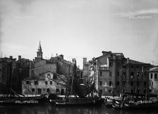 View of Chioggia