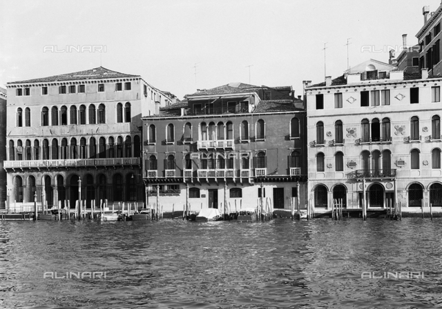 Building on the Grand Canal, Venice