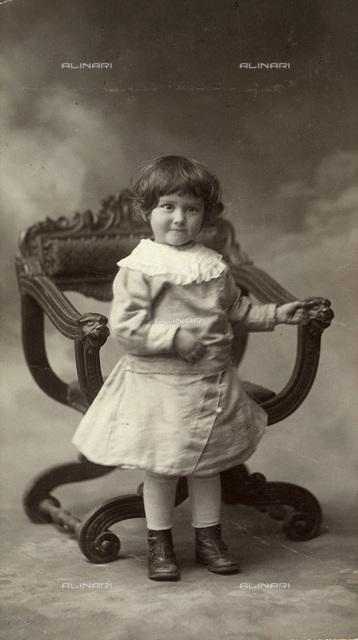 Portrait of Raffaella Roli Alinari