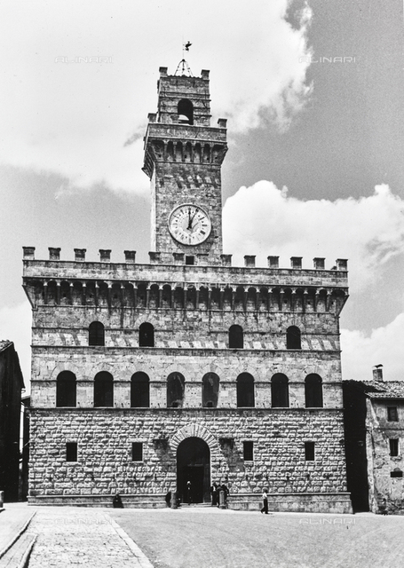 Town Hall, Montepulciano