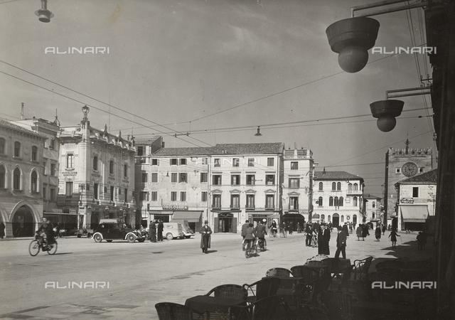 Piazza Erminio Ferretto, formerly, Piazza Umberto I, Mestre, Venice