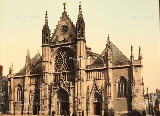 Church of Saint Eloi, Dunkerque, France