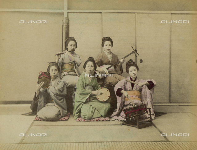 Young Japanese musicians