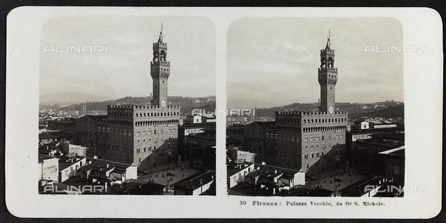 Palazzo Vecchio, formerly Palazzo della Signoria, Florence
