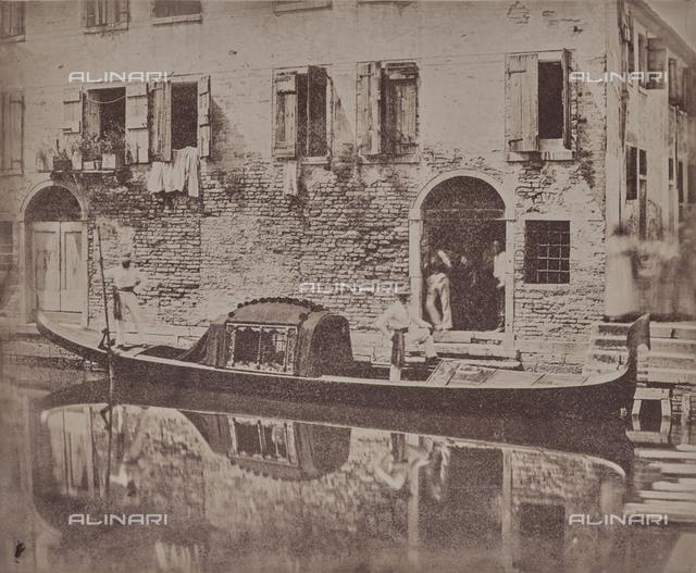 """""""Gondola in Venice"""""""