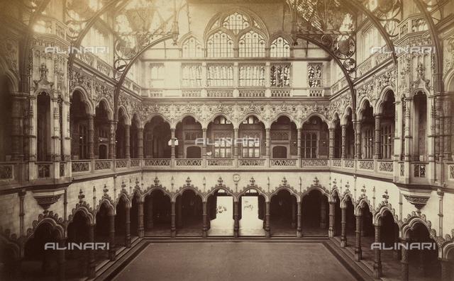 Oude Beurs, old Stock Exchange, Antwerp