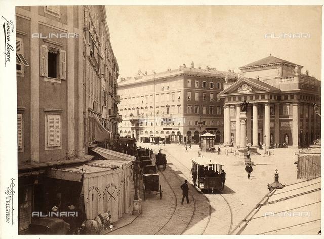 Old Stock Exchange Building, Trieste