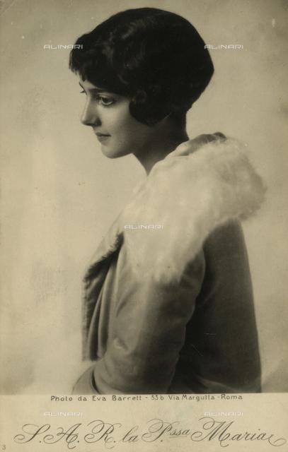 Princess Maria Francesca of Savoy (1914-2001)