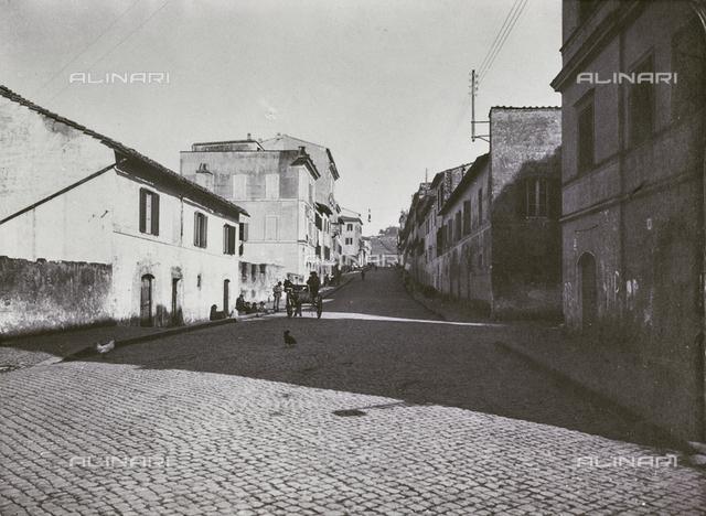 Road to Grottaferrata