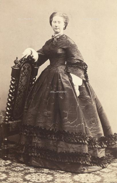Full-length female portrait
