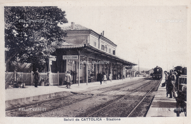 Cattolica train station