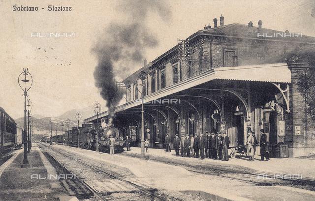 Fabriano train station