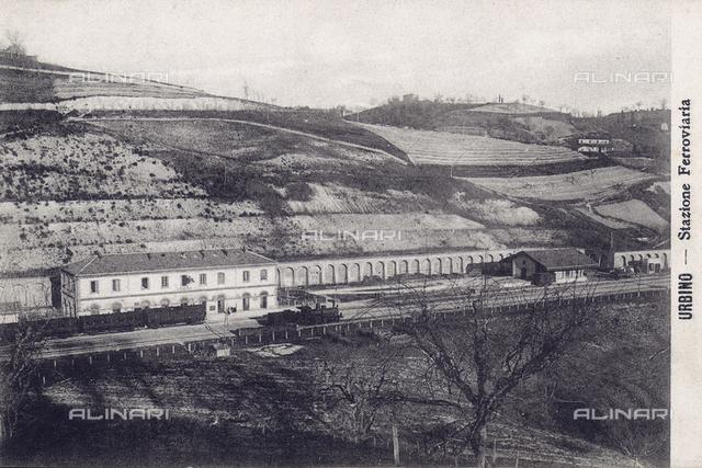 Urbino train station