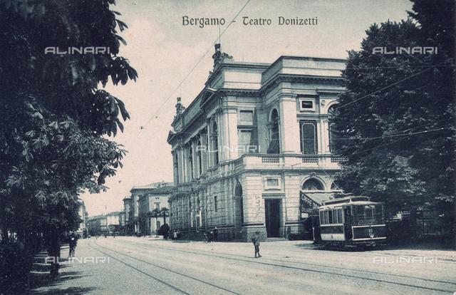 Donizetti Theatre, Bergamo