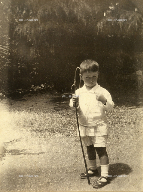 Portrait of Camillo Rospigliosi as a child