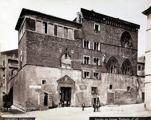 Palazzo Vitelleschi, Tarquinia