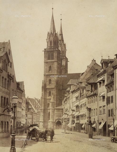 Church of St. Lawrence, Nuremburg
