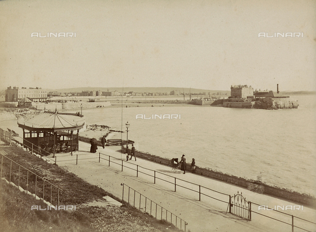 Panorama of West-by-the-Sea, Great Britain