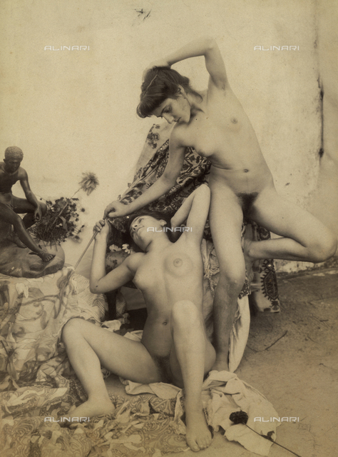 Group Female Nude