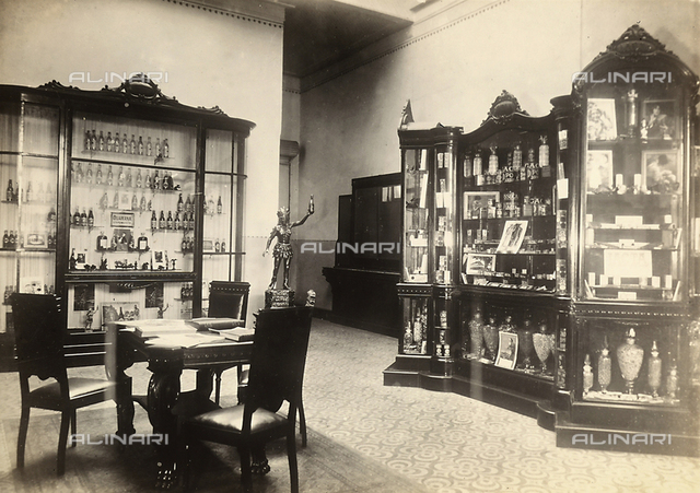 """Italians working abroad, """"Lacta Factory"""" in Sao Paulo, Brazil: the product showroom"""