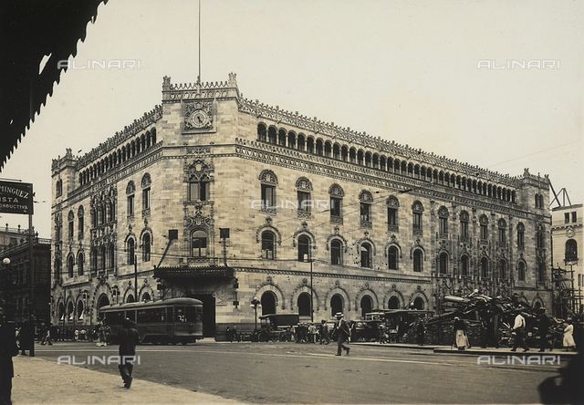 The Post Office Building, Mexico City