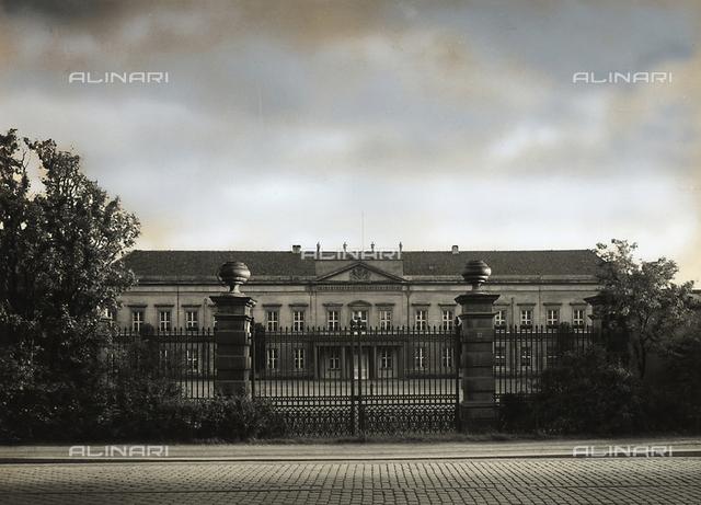 The Herrenhausen Castle, Hannover