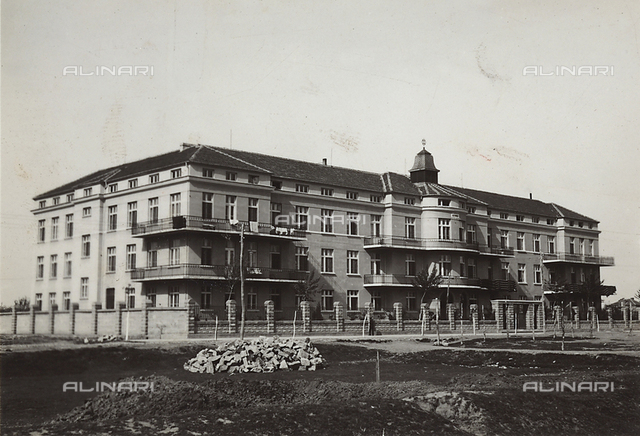 The International Hospital of Philippopolis in Bulgaria