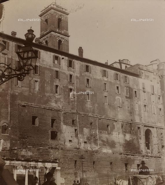 Palazzo Senatorio, Piazza del Campdoglio, Rome