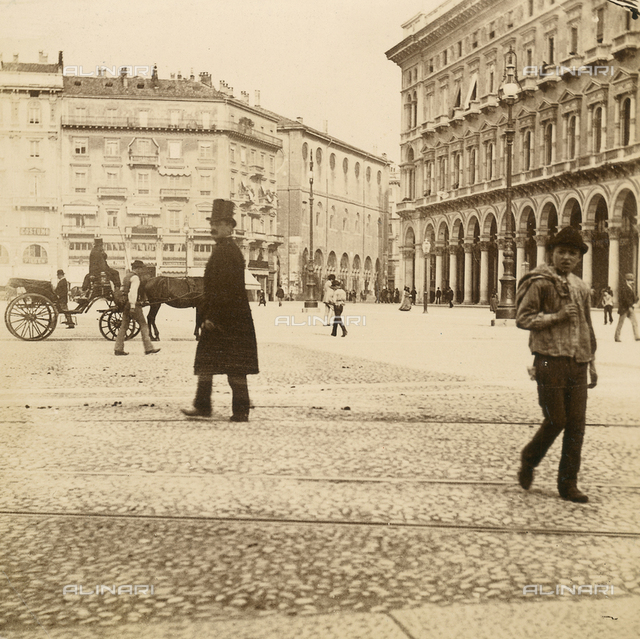 Northern Porticoes, Piazza del Duomo, Milan