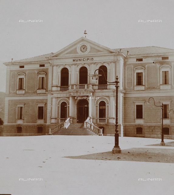 The Townhall of Vittorio Veneto