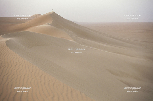 Sahara desert, moving dunes in the Egyptian Western Sahara