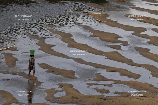 Un fiume malgascio del nord