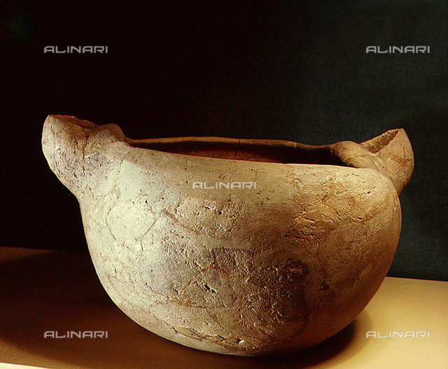 Bowl. Country of Origin: Denmark. Culture: Viking. National Museum, Copenhagen