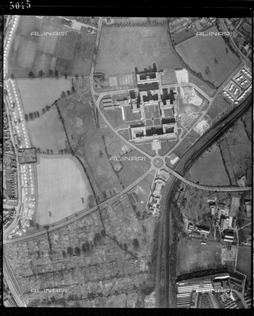 Queen Elizabeth Hospital, Birmingham, 14 March 1948