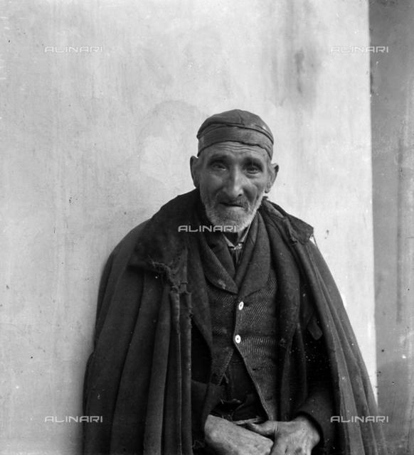 Old man, Francavilla