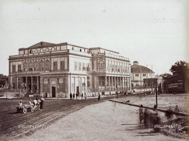 The Opera House, Cairo