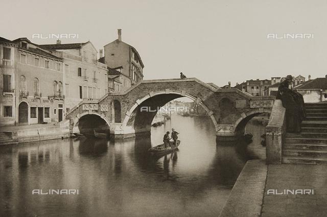 View of Ponte San Giobbe, Venice
